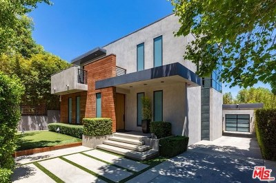 West Hollywood Single Family Home For Sale: 912 N West Knoll Drive