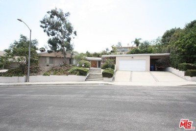 Los Angeles Single Family Home For Sale: 3023 Elvill Drive