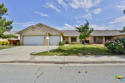 Beaumont Single Family Home For Sale: 718 Cherry Valley Acres