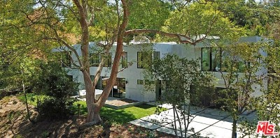 Studio City Single Family Home For Sale: 11144 Sunshine Terrace