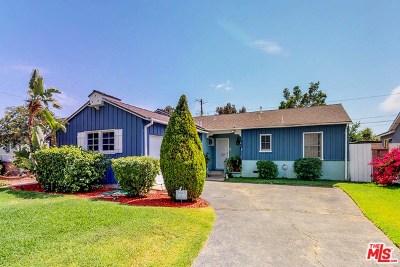 Arleta Single Family Home For Sale: 9069 Bartee Avenue