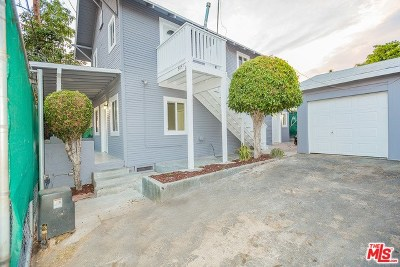 Los Angeles Multi Family Home For Sale: 3117 Aylesworth Place