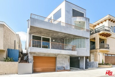 Manhattan Beach Single Family Home For Sale: 417 21st Street