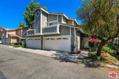 Westlake Village Condo/Townhouse For Sale: 30969 Minute Man Way