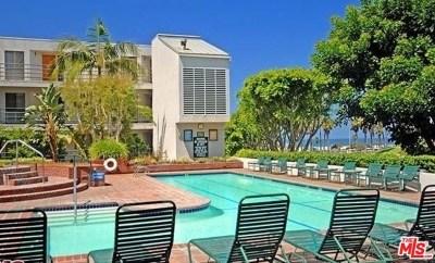 Santa Monica Condo/Townhouse For Sale: 2960 Neilson Way #204