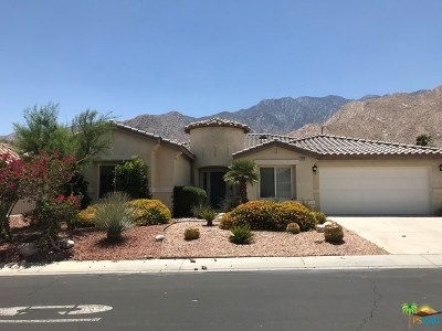 Palm Springs Single Family Home For Sale: 1295 Oro