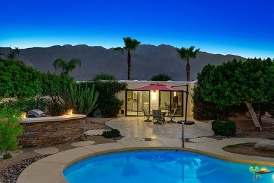 Palm Springs Single Family Home For Sale: 1964 S Barona Road