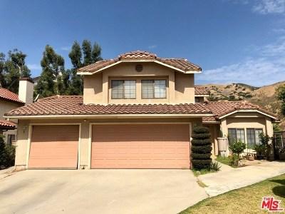 Granada Hills CA Single Family Home For Sale: $599,900