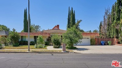 Chatsworth Single Family Home For Sale: 19912 Mayall Street