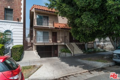 Los Angeles Multi Family Home For Sale: 519 S Westmoreland Avenue