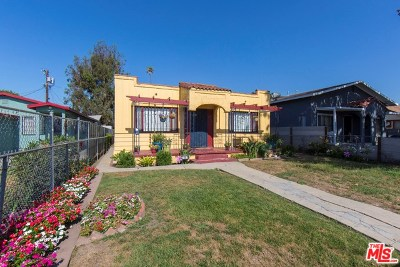 Los Angeles Multi Family Home For Sale: 3663 6th Avenue