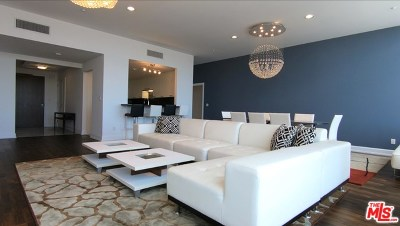 Los Angeles Condo/Townhouse For Sale: 900 W Olympic #48F