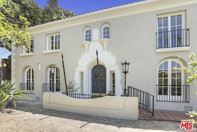 Los Angeles Single Family Home For Sale: 736 S Windsor