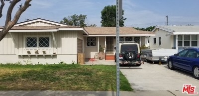 Baldwin Park Single Family Home For Sale: 4639 Bogart Avenue