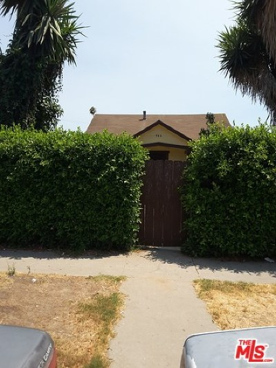 Los Angeles Multi Family Home For Sale: 960 W 45th Street