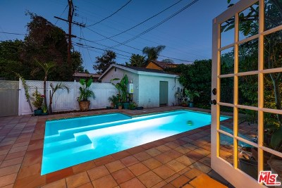 Los Angeles Single Family Home For Sale: 952 N Crescent Heights Boulevard