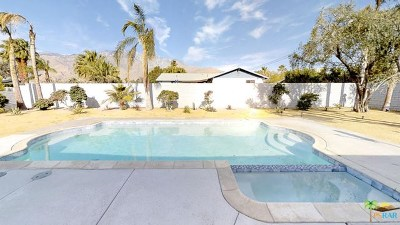 Palm Springs Single Family Home For Sale: 2601 N Cerritos Road
