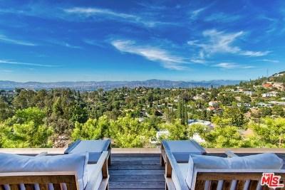 Studio City Single Family Home For Sale: 11431 Dona Teresa Drive