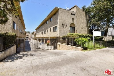 Panorama City Condo/Townhouse For Sale: 8745 Willis Avenue #114