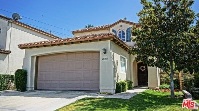 Valencia Single Family Home For Sale: 28305 Lobelia Lane