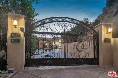 Los Angeles Single Family Home For Sale: 8031 Floral Avenue