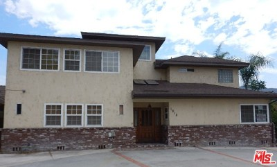 Burbank Single Family Home For Sale: 1818 W Riverside Drive