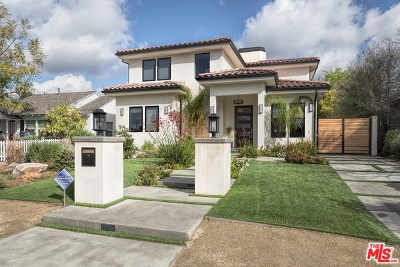 Valley Village Single Family Home Active Under Contract: 12317 Collins Street