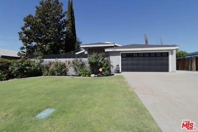 Bakersfield Single Family Home For Sale: 3100 Oakridge