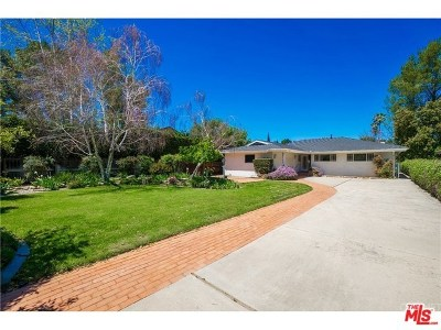 Woodland Hills Single Family Home For Sale: 23147 Califa Street