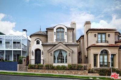 Manhattan Beach CA Single Family Home For Sale: $3,749,000