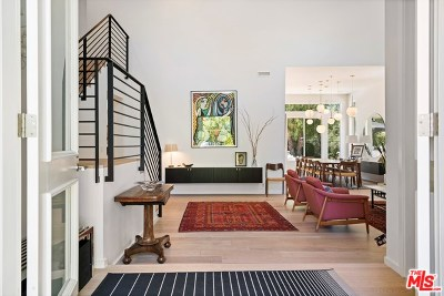 Topanga Single Family Home For Sale: 21057 Mendenhall Court