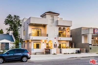 Toluca Lake Multi Family Home For Sale: 10748 Riverside Drive
