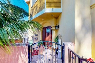Redondo Beach Condo/Townhouse For Sale: 18518 Kingsdale Avenue