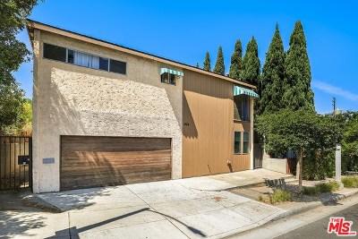 Santa Monica Condo/Townhouse For Sale: 1824 20th Street #A