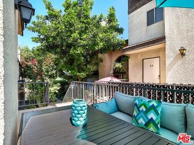 North Hills Condo/Townhouse For Sale: 9800 Sepulveda #41