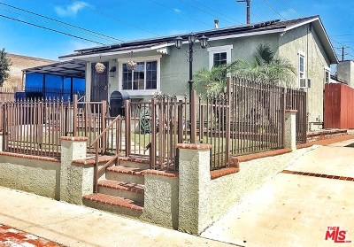 Hawthorne Single Family Home For Sale: 5179 W 136th Street