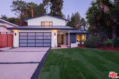 Rancho Palos Verdes Single Family Home For Sale: 5044 Blackhorse Road