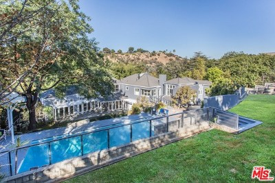 Sherman Oaks Single Family Home For Sale: 3900 Kingswood Road