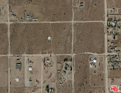 Victorville CA Residential Lots & Land For Sale: $100,000