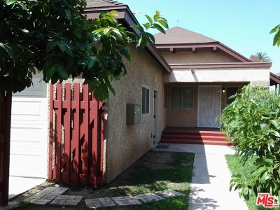 Huntington Park Single Family Home For Sale: 6421 Templeton Street