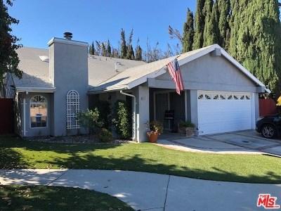 Tarzana Single Family Home For Sale: 6357 Crebs Avenue