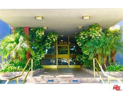 Sherman Oaks Condo/Townhouse For Sale: 4915 Tyrone Avenue #116