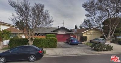 Winnetka Single Family Home For Sale: 7934 Oakdale Avenue