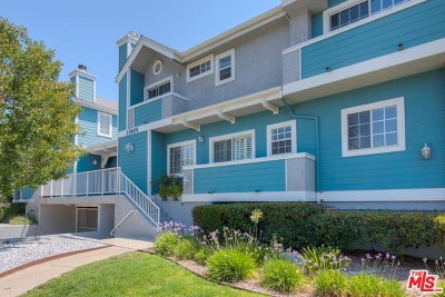 Studio City Condo/Townhouse For Sale: 13030 Moorpark Street #3