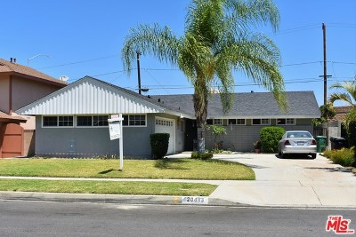 Diamond Bar Single Family Home For Sale: 20483 Flintgate Drive