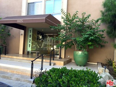 West Hollywood Condo/Townhouse For Sale: 1025 N Kings Road #202