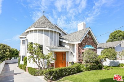 Los Angeles County Single Family Home For Sale: 715 W Palm Avenue