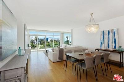Santa Monica Condo/Townhouse For Sale: 1705 Ocean #503