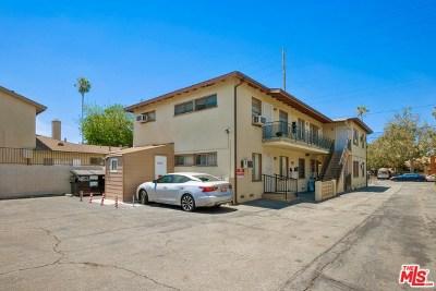 Van Nuys Multi Family Home For Sale: 6852 Hazeltine Avenue