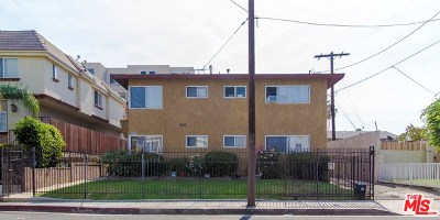 North Hollywood Multi Family Home For Sale: 7132 Ethel Avenue